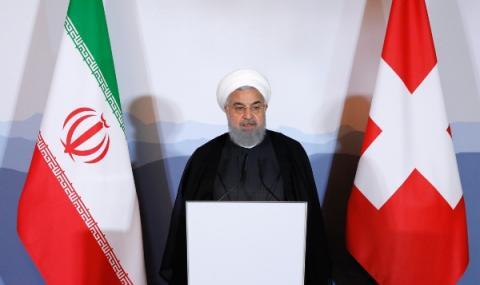 Иран отваря всички врати за споразумение