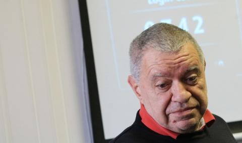 Михаил Константинов: Пробивът в НАП е левашки