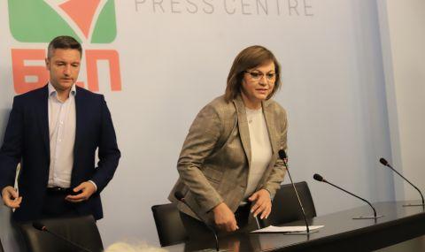 Корнелия Нинова: Очаквахме повече, но оставката ми не стои на дневен ред