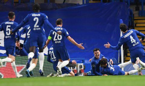 Челси е на финал на Шампионска лига, след като победи слаб Реал Мадрид