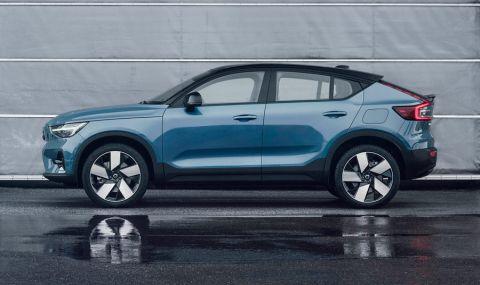 Електрическото Volvo C40 Recharge дебютира с 402 конски сили - 4