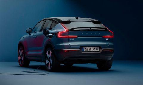 Електрическото Volvo C40 Recharge дебютира с 402 конски сили - 5