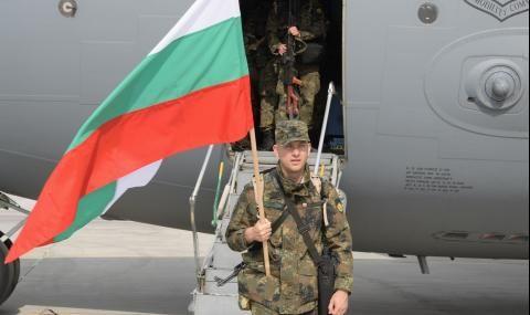 България може да обучава афганистанските сили за сигурност