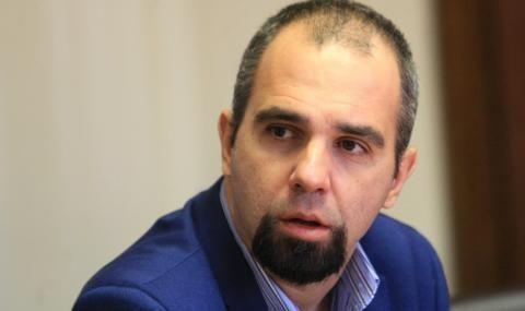 Първан Симеонов: Борисов няма да е вечен, въпреки че би му се искало