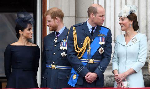 Принц Уилям готви голям удар за Меган и Хари