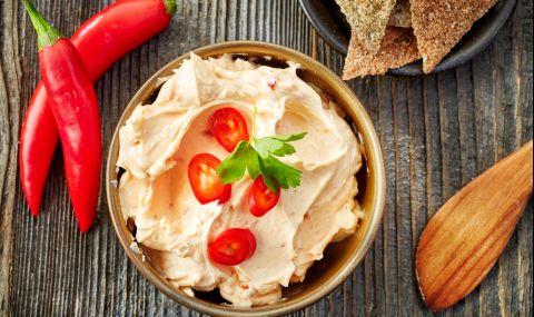 Рецепта за вечеря: Две разядки със сирене