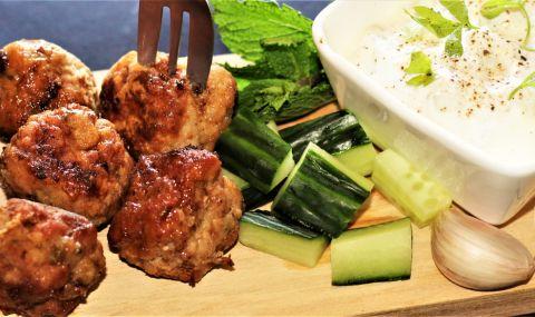Рецепта за вечеря: Сочни кюфтета - 1