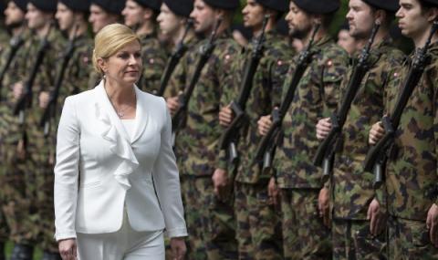 """Хърватската """"Буря"""" спаси Босна и Херцеговина"""