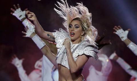 Лейди Гага се разчувства