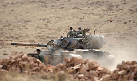 САЩ и Турция ще преговарят за Сирия