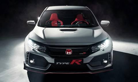 Чуйте как звучи новата Honda Civic Type R