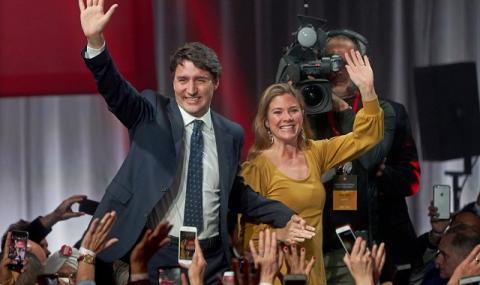 Канада е в шок! Съпругата на премиера също е с коронавирус