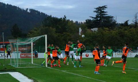Пирин Благоевград се завърна в елита на българския футбол!
