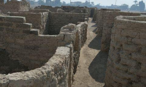 Откриха изоставен град на 3400 години