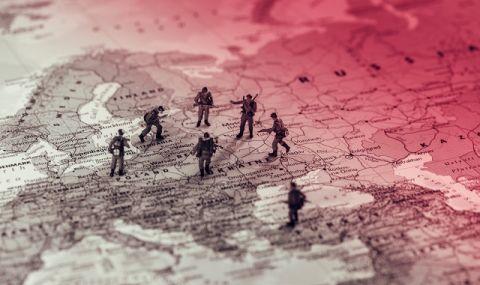 Генерал от НАТО: Западът се безпокои от тесните връзки между Русия и Китай!