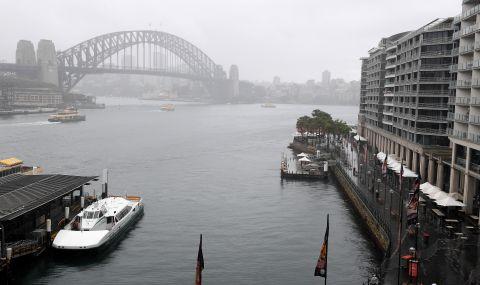 Големи глоби при опити за присъствие на зарята в Сидни