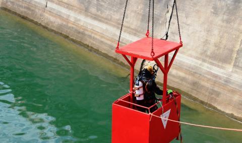 Облекчиха водния режим в Перник