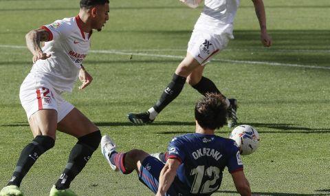 Севиля изпревари Барселона в Ла Лига