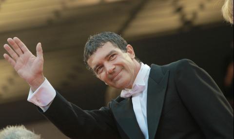Бандерас победи коронавируса за 21 дни
