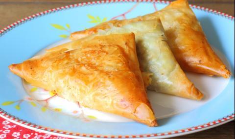 Рецепта на деня: Триъгълни банички