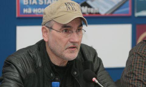 Иван Бакалов: Наглост безгранична... Кошлуков брани правото си да бъде пресцентър на ГЕРБ