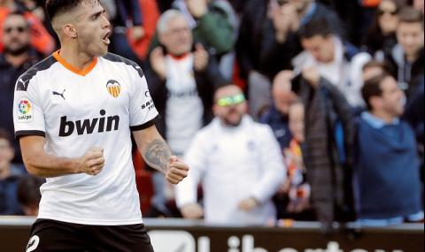 Валенсия постигна минимална победа над Ейбар