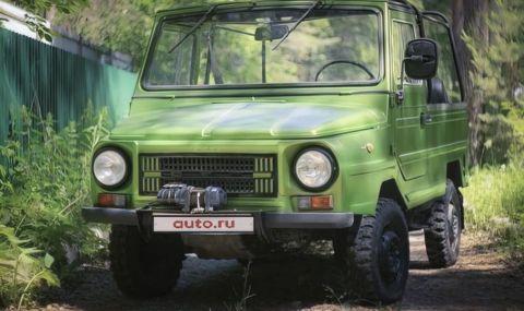 Продава се колекция от класически съветски автомобили - 4