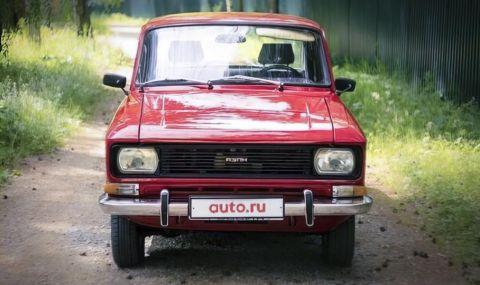 Продава се колекция от класически съветски автомобили - 5