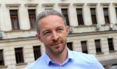 Иво Божков: Гневът в парламента е нормален след последните 10 години