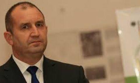 Радев е сезирал службите за недекларирани банкови сметки в чужбина
