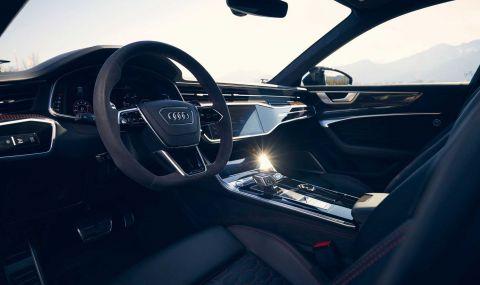 Audi RS6 вече ускорява до 100км/ч за само 2.91 секунди (ВИДЕО) - 8