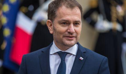 Нов премиер в Словакия