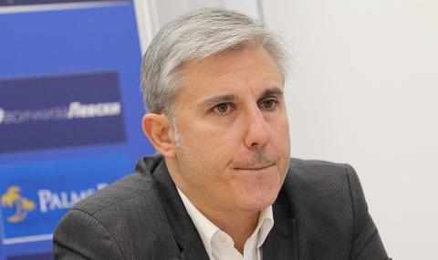 Павел Колев: Не съм чул за оставката на Георги Тодоров. Наско Сираков ще реши