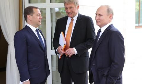 Кремъл: Заплахата на САЩ със санкции показва