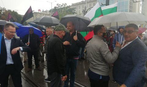 ВМРО изненадващо блокира ключово кръстовище в София срещу скока на цените - 1