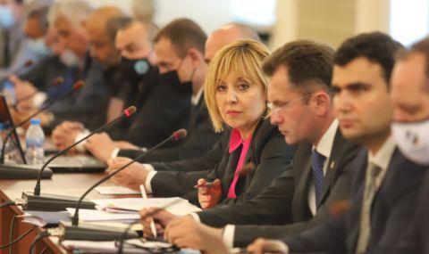 Мая Манолова: Омертата на мълчанието е нарушена