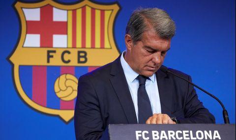 Напрежението в Барселона се покачва - 1