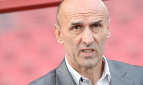 Миодраг Йешич: ЦСКА продължава да има прекалено много футболисти