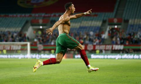 Потвърдено: Вижте с кой номер ще играе Роналдо в Юнайтед  - 1