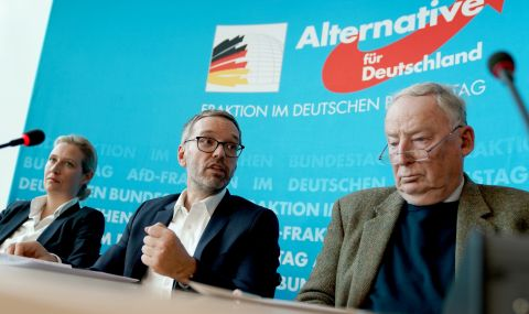 Австрийската Партия на свободата с нов лидер