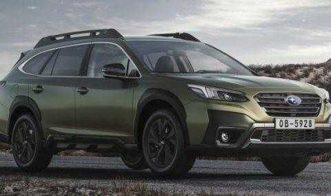 Няма да има повече японско Subaru?