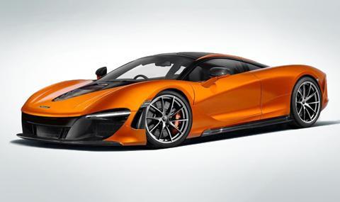 Суперхибридът на McLaren ще ускорява по-бързо от Bugatti Chiron