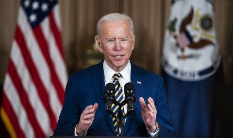 Байдън потвърди пред Зеленски подкрепата на САЩ за Украйна