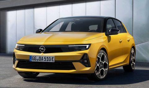 Новата Astra дебютира с променена визия и хибридно задвижванe - 6