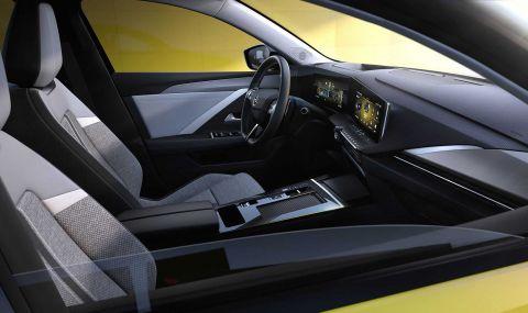Новата Astra дебютира с променена визия и хибридно задвижванe - 7