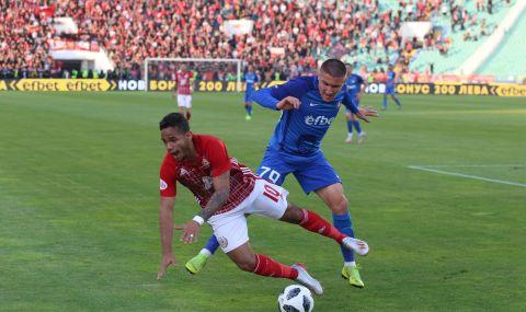 Румънски тим с интерес към талант на Левски