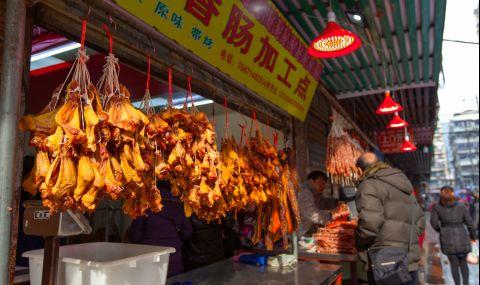 Не са продавали прилепи и панголини на пазарите в Ухан