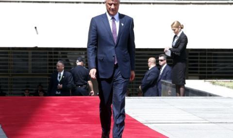 Косово чака споразумение със Сърбия скоро