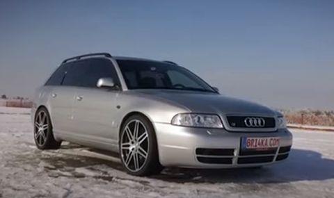 Автомобилът на старо: Ревю и цени на Audi A4 (B5) (ВИДЕО)