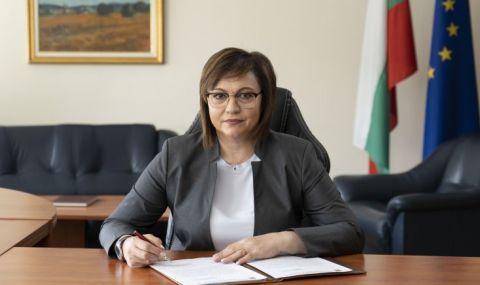 Корнелия Нинова: Останахме категорична опозиция и изготвихме алтернативата с ясен и конкретен план